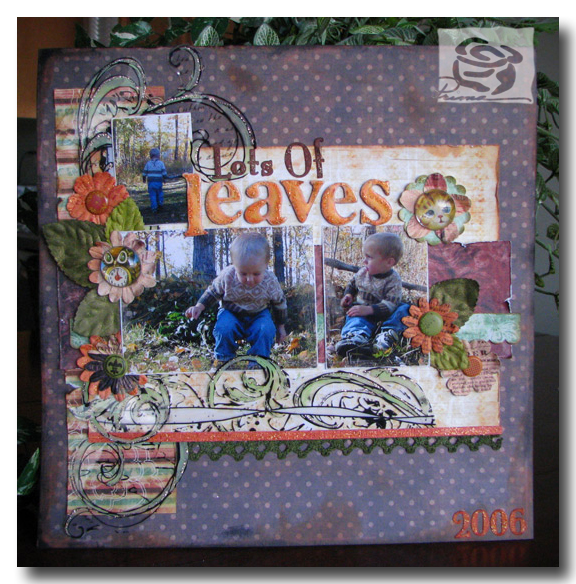Leaves-Janine W