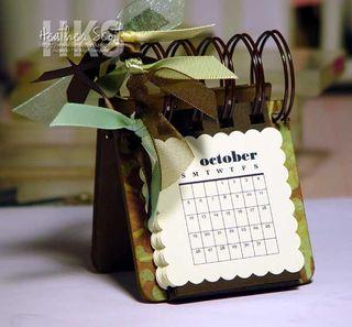 Calendar heather scott