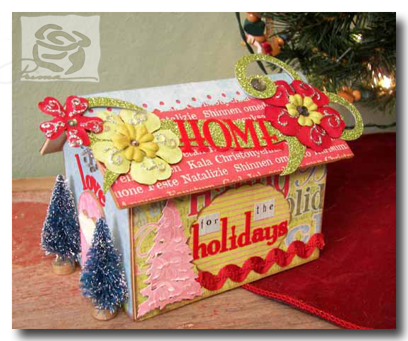 Prima Home for the holidays top side