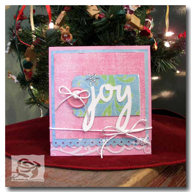Prima Joy card