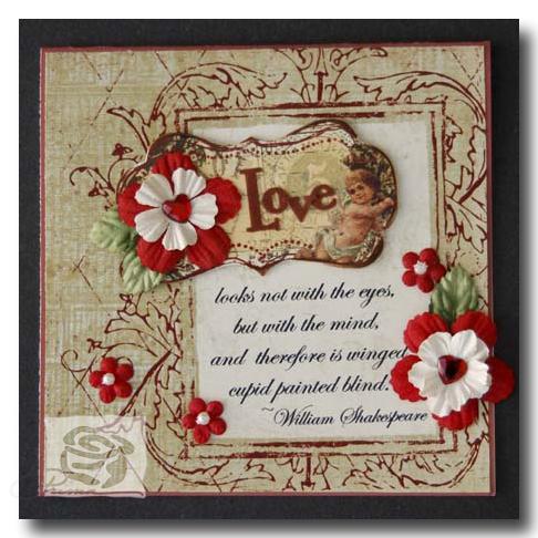 Postal Kit-Love