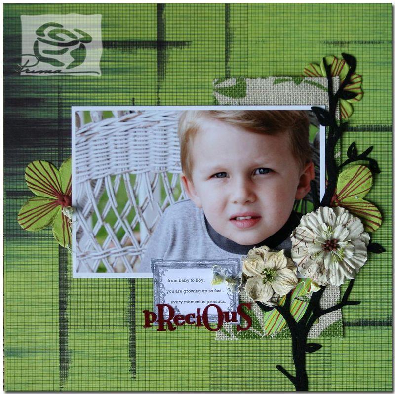 Britt precious (Large)