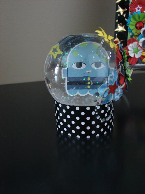 Ex space globe nicole niltbrand