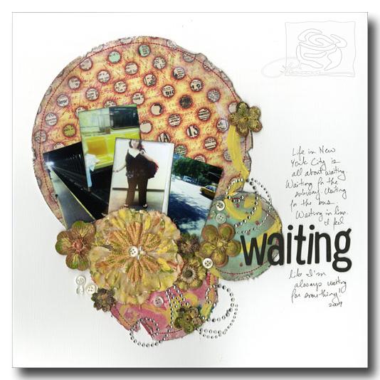 Waiting-Julie Balzer