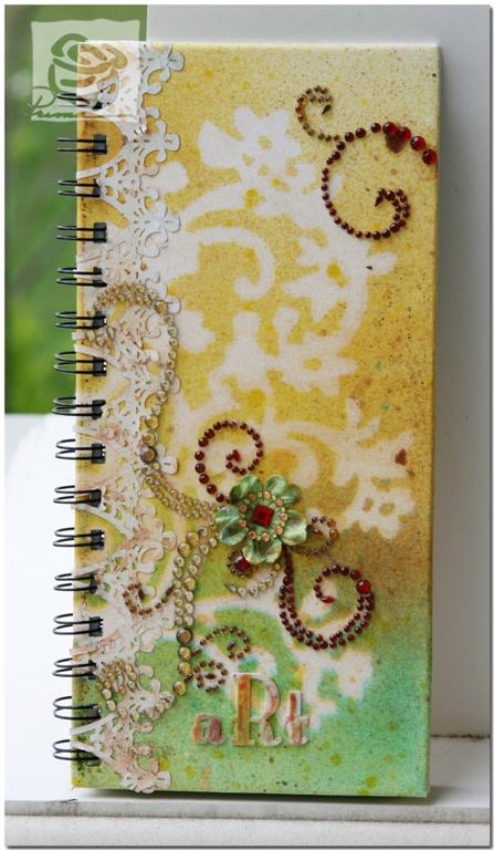 Sharon Journal (Large)