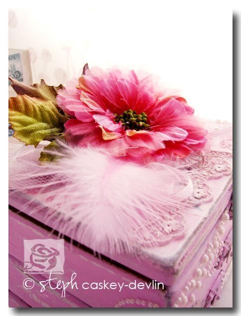 Steph Devlin trinket box