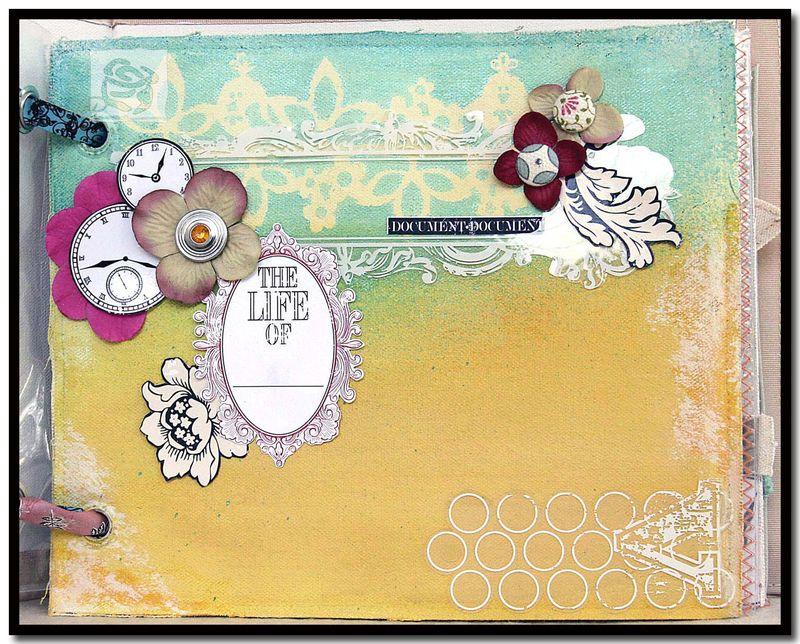 Iris Canvas Page 1