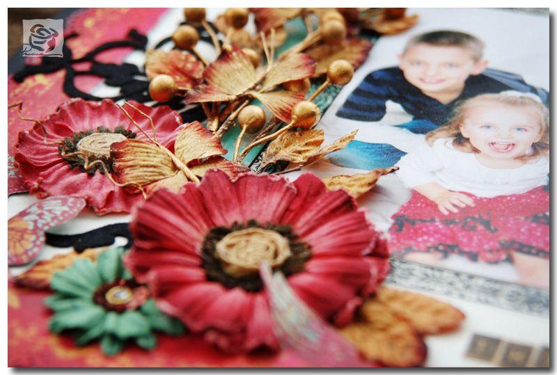 Janine this i cherish close-up