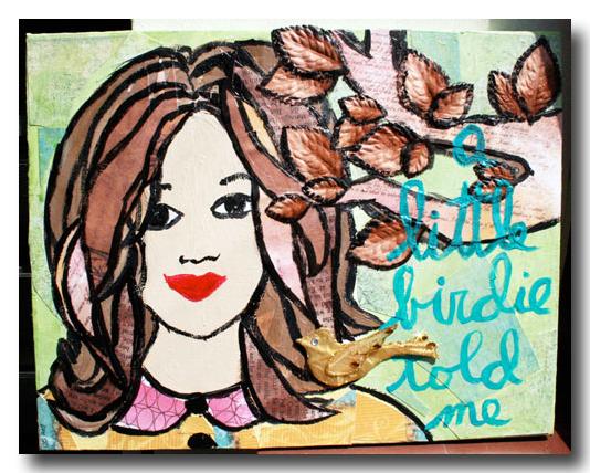 Julie ALittleBirdieCanvas-sm-1