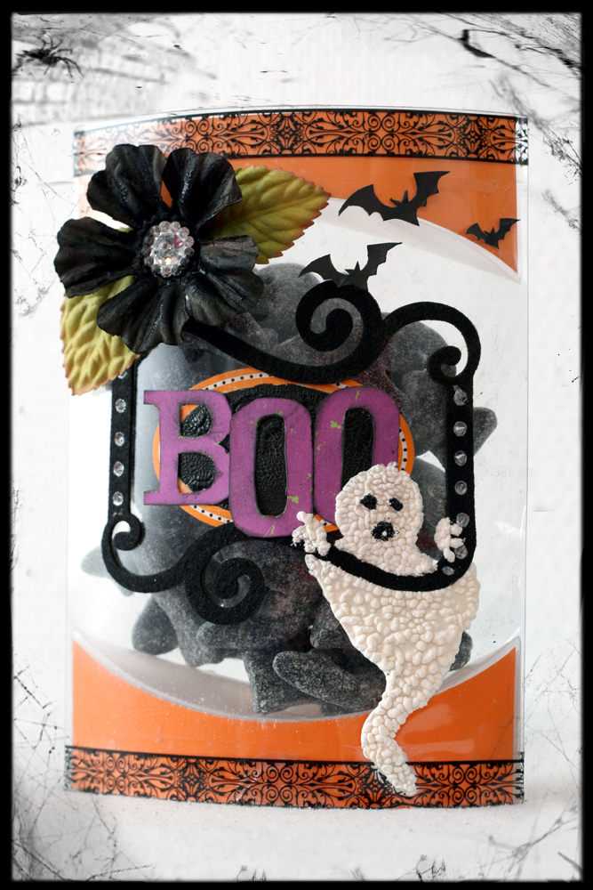 Halloween prima candybox m brush