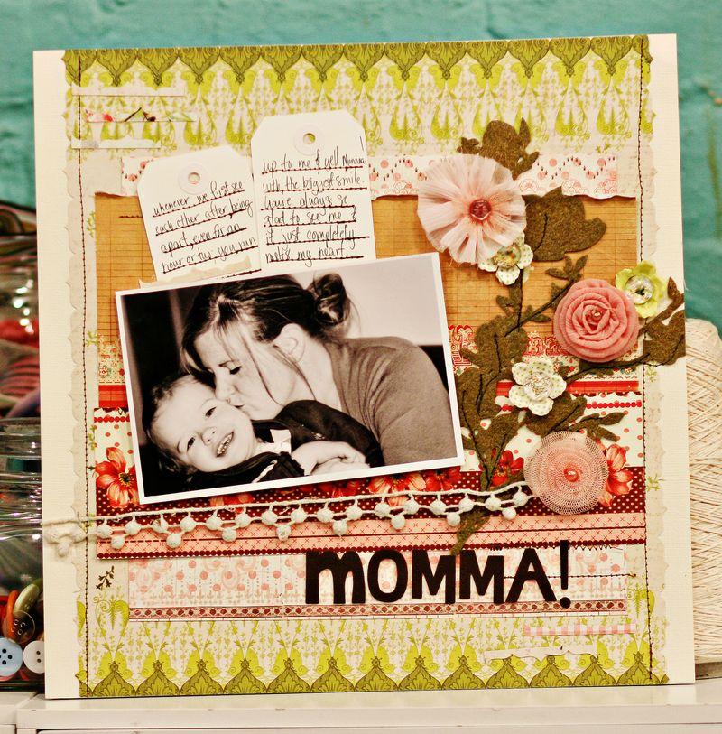 Jen Momma! - Prima CHA