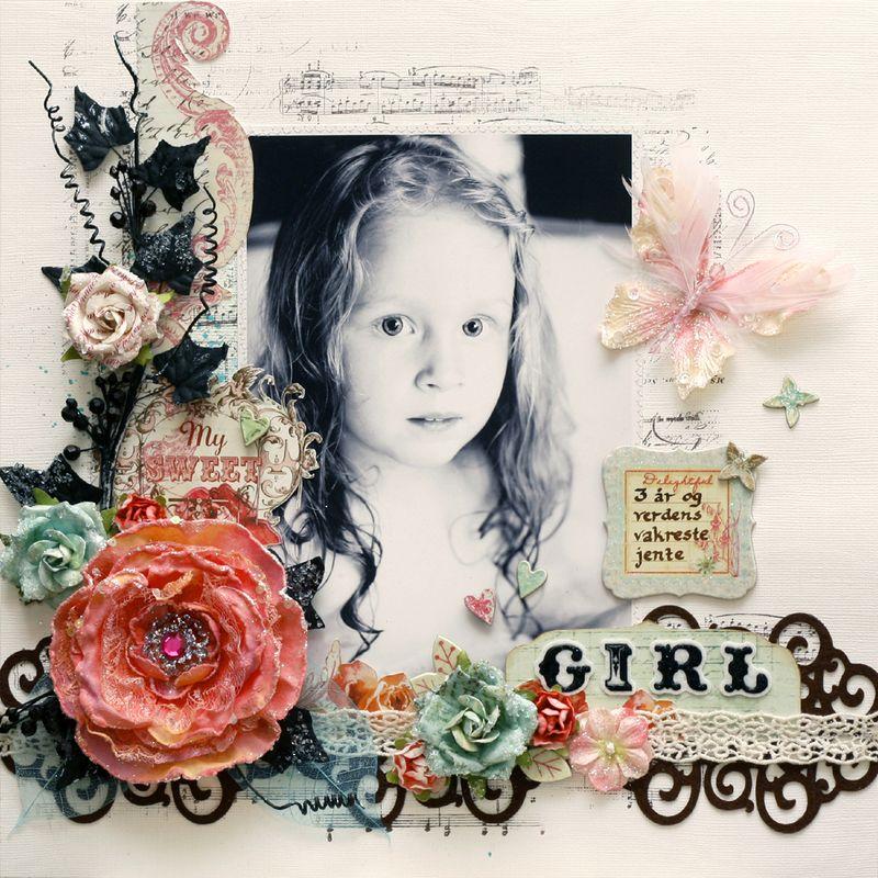 Ingvild my sweet girl - 1000 pix