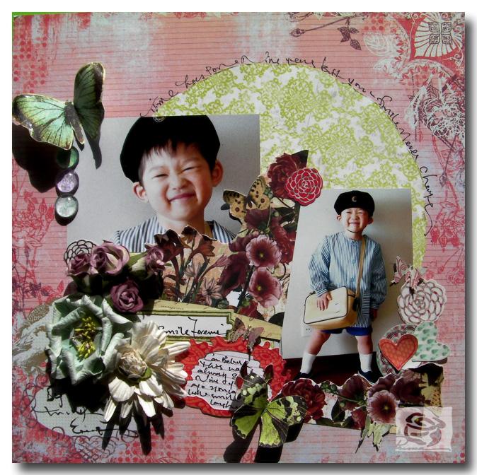 Joei Lau BAP March