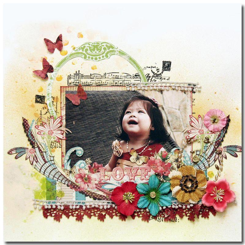 Iris Babao-Uy BAP March