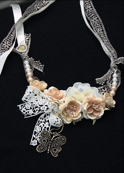 Necklace iris mf