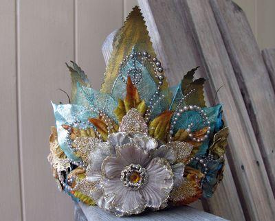 Flowers crown cari