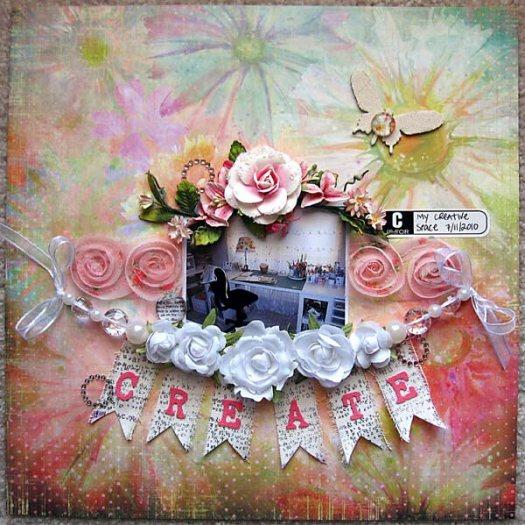 Fairy flora daniela layoutcreate
