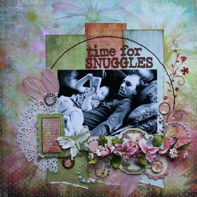 Amandatime for snuggles
