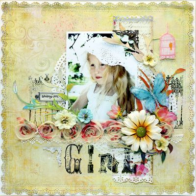 Fairy flora ingvildshabby chic girl - 1000 pix u wm