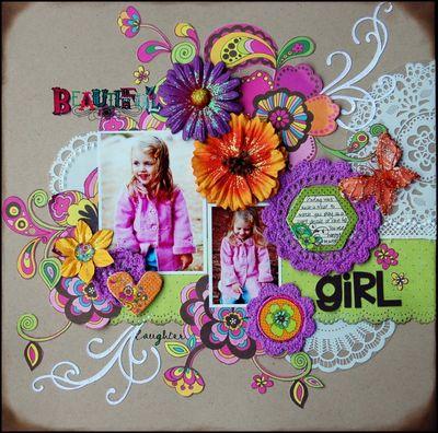 Pr janine Beautiful Girl
