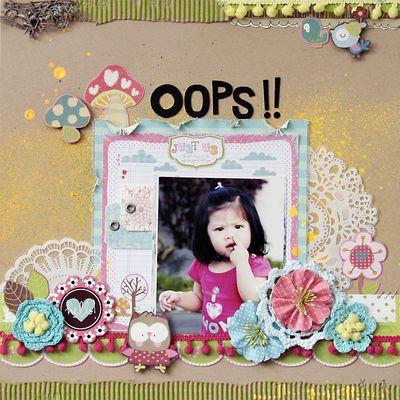 So cute iris Oops mf