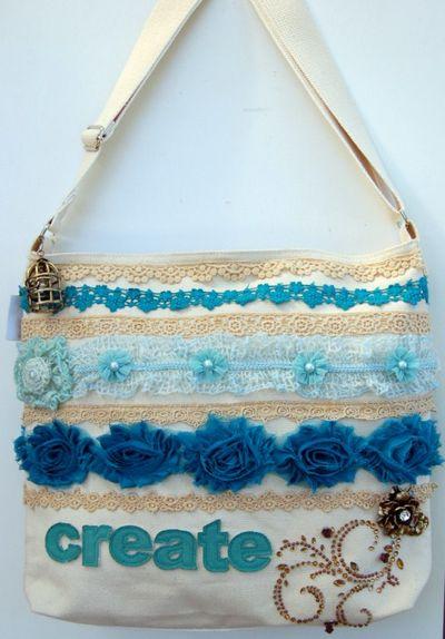Tote janine Create Bag
