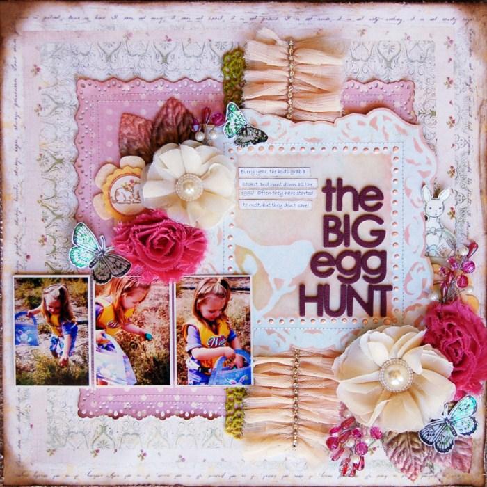 JJ janineThe Big Egg Hunt