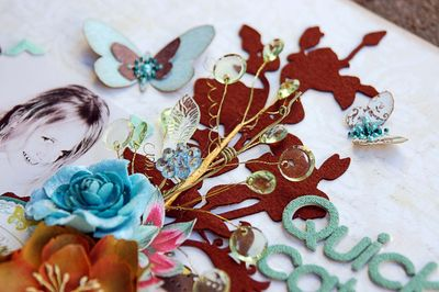 Janine candyQuick Catch Textural