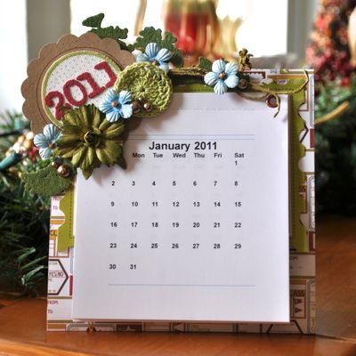 Calendar jamie2011Cal. 2