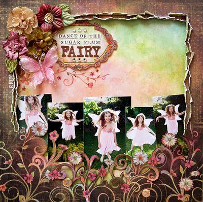 fairy flora stacyDance of the Sugar Plum Fairy sized
