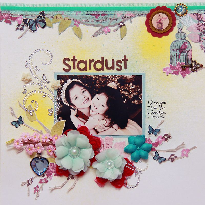 Melody iris Stardust mf