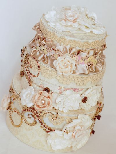 Lovely lace anabelle CAKE1