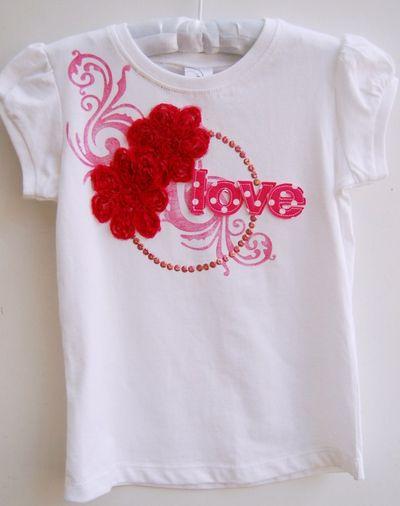 Dd janineT-shirt - love