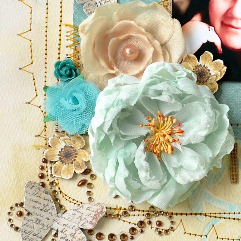 Parfait flower by jamie d