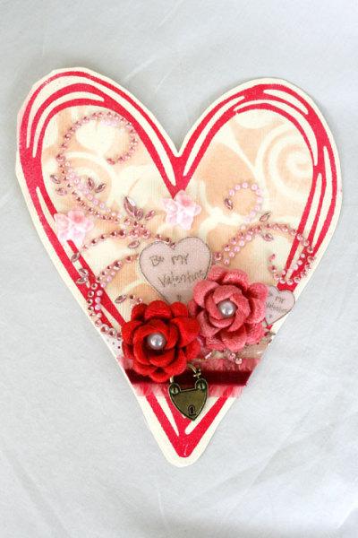 Valentinecard trina