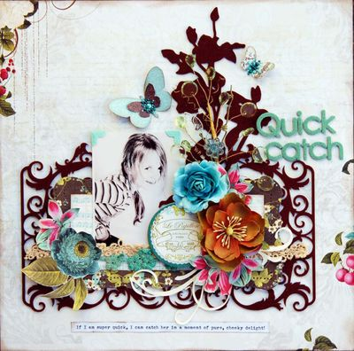Janine candy Quick Catch