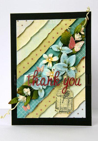 Card trina---thank-you