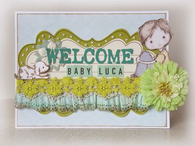 Welcome Baby Luca_Stacy Cohen