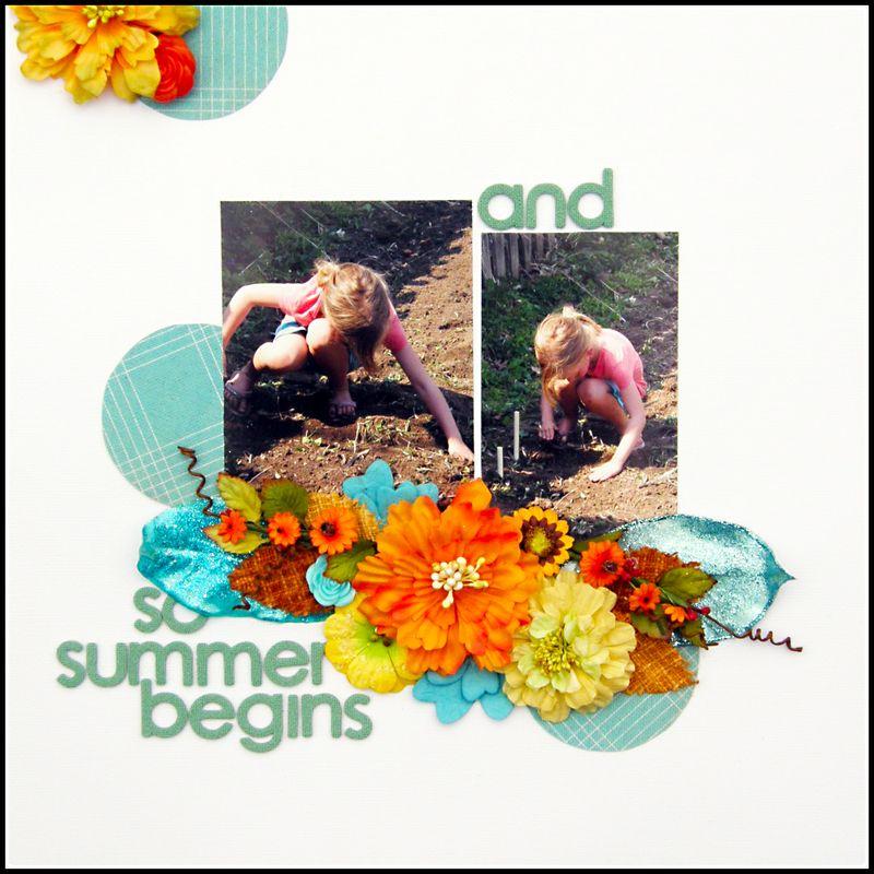 Ppp alyssa Summer Begins