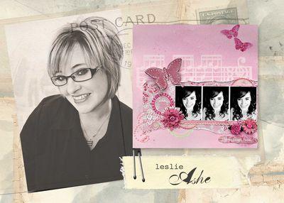 Leslie Ashesm