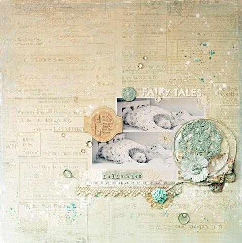 Romantique anna-marie w fairy tales & lullabies