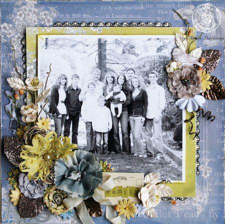 Sharon londonerry family