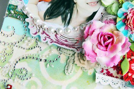 Emeline layout close up