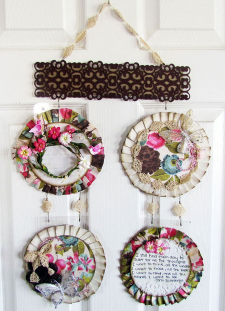Whimsical Wall Decor, Beautiful Layout and Festive Frame on LWP this ...