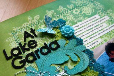 Lake garda detail 1