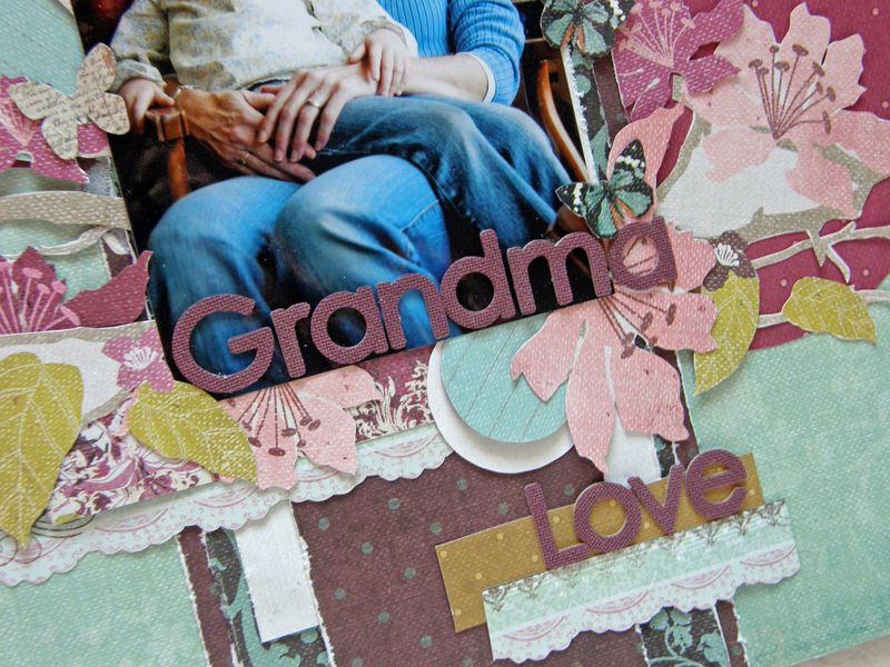 Mother alyssa 2Grandma Love CU-1