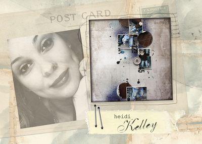 Heidi Kelley