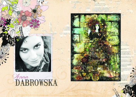 Anna Dabrowska Collage