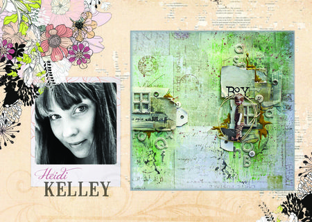 Heidi Kelley Collage