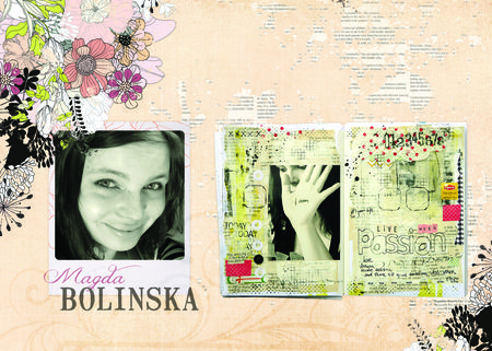 Magda Bolinska Collage